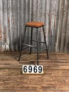 1 Industrial- vintage-  antigue pine- decorations Industrial Chair