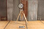 1 Industrial  vintage  Vintage lamp with tripod
