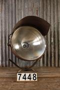 Vintage Industrial style Industrial Light /Factory Light in Metal, European 1960