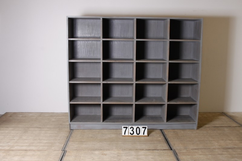 3 Industrial Vintage Industrial Vintage Bookcase, Closet   Furniture    Industrial And Vintage   Antiekgroothandel