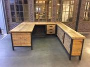 Industrial Custom made desk
