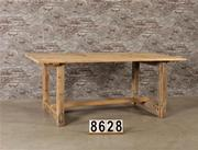 Industrial retro table/diningtable/sidetable