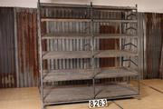 Industrial retro vintage rack/shoprack