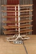 Industrial vintage bakers cart/rack