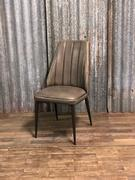 Industrial vintage chair Maxi grey