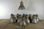 Industrial  vintage style Industrial Light /Factory Light in metal, european 20 century
