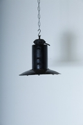 Industrial, vintage style Light in Metal, European 20th century