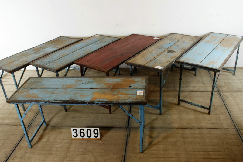Industrial vintage Sidetabletable industrial Furniture 01